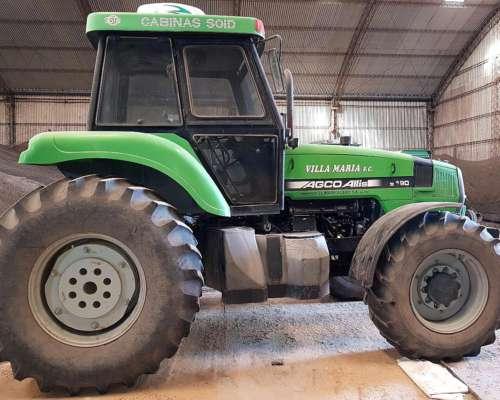 Tractor Agco Allis 6.190 DT Cabinado muy Bueno