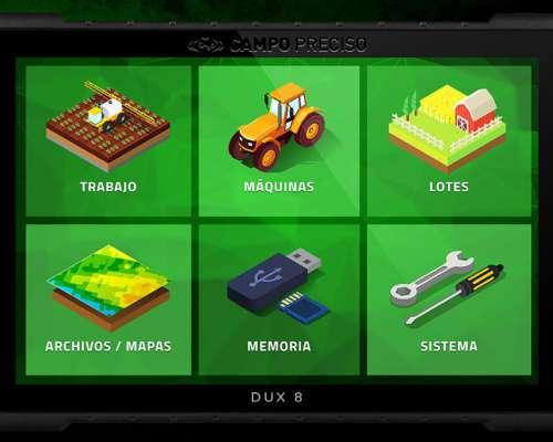 Dux 8 Mapeador y Banderillero Financiación en Pesos