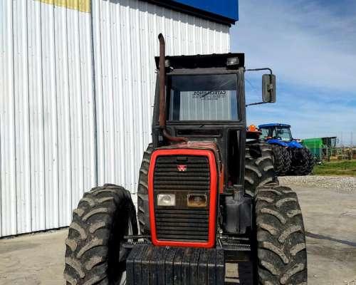 Tractor MF 292, año 2004