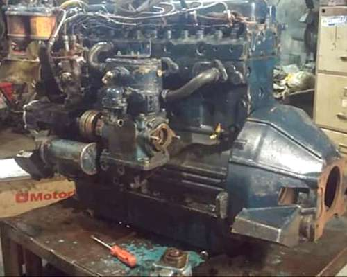 Vendo Motor Perkins Fase 4 Turbo Reparado