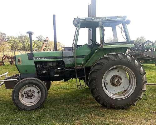 Tractor, Deutz AX 110l