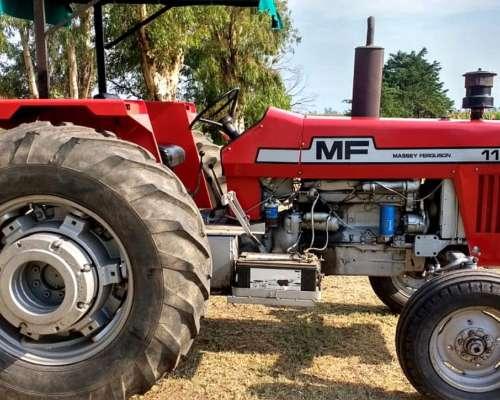 Massey Ferguson 1185 Faro Cuadrado