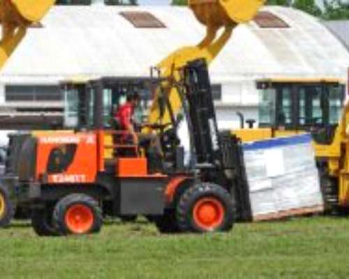 Elevador Hanomag E248 TT