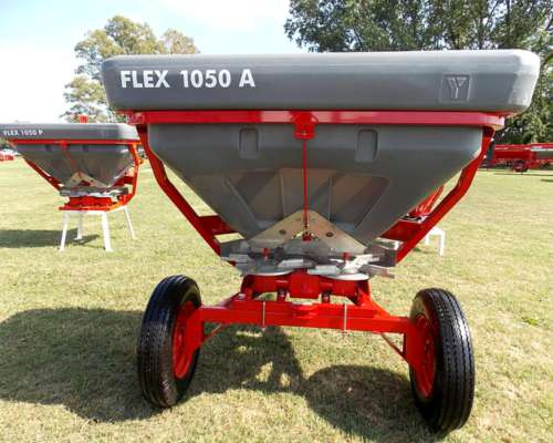 Fertilizadora Yomel Linea Flex 1300 A/P Vende Cignoli Hnos