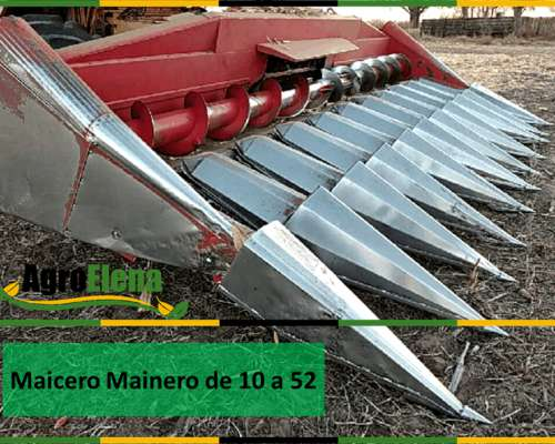 Cabezal Maicero Mainero 10 a 52