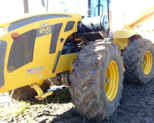 Tractor Pauny 500, 7500 HS, 2012 EVO Centro Cerrado, A/A