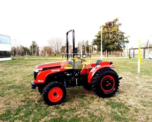 Tractor Frutero FR65 4X4 Hanomag Nuevo 60 HP
