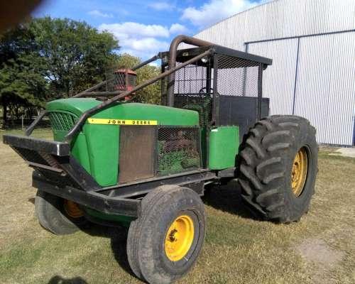 Tractor John Deere 5020, Preparado , Motor Nuevo