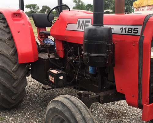Massey Ferguson 1185, C Remoto,doble Embrague, Exc- 3 Puntos