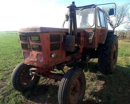 Tractor Fahr 86 con Cabina