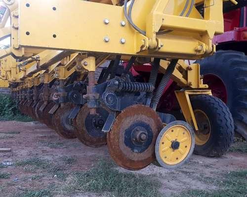 Fertilizadora SR 13-52 DVA 2018