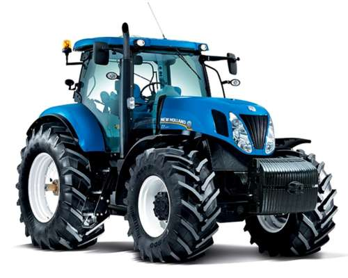 New Holland T7.205/4c - Tasa 0% New Holland Argentina