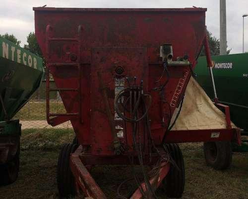 Mixer Corti Modelo 850 con Balanza