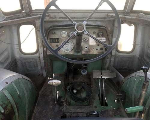 Deutz A-65 año 1971, Cabina Rumifer, Hidraulico