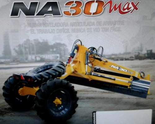 Niveladora de Arrastre NA30 Max. Grosspal Nueva.