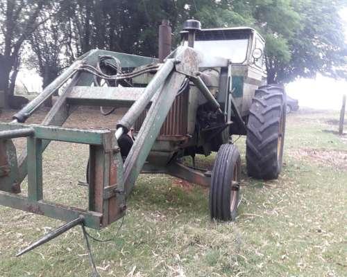 Tractor Deutz a 55, Modelo 62
