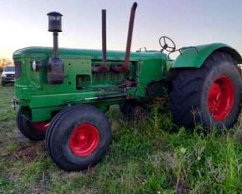 Vendo Tractor Deutz Pesado