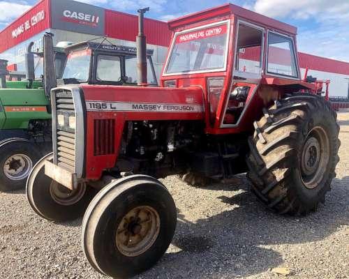 Tractor Massey Ferguson 1195