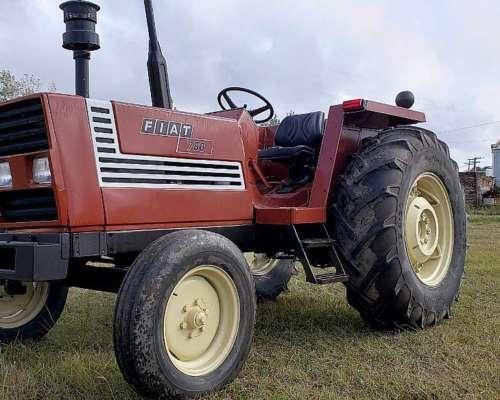 Fiat Agri 780 - 3 Puntos - Impecable Estado