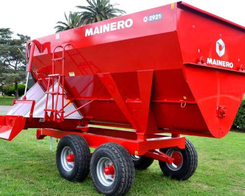 Mixer Mainero 2911 Nuevo con Balanza