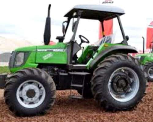 Tractor Agrale BX 6110 Doble Tracción Industria Argentina