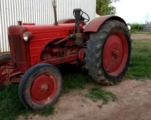 Tractor Agricola Hanomag 35