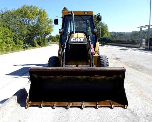 Caterpillar 428 D Retroexcavadora Rígida del 2004