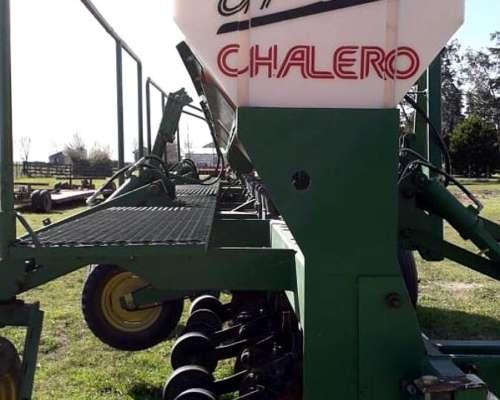 Barra Fertilizadora 16-52 Chalero
