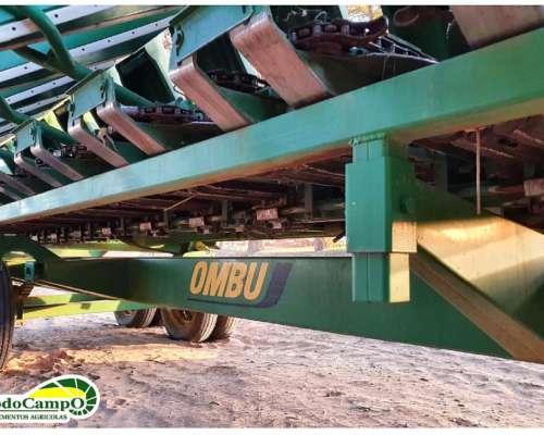 Cabezal Maicero Ombú Cm2008, año 2011, Como Nuevo, Impecable