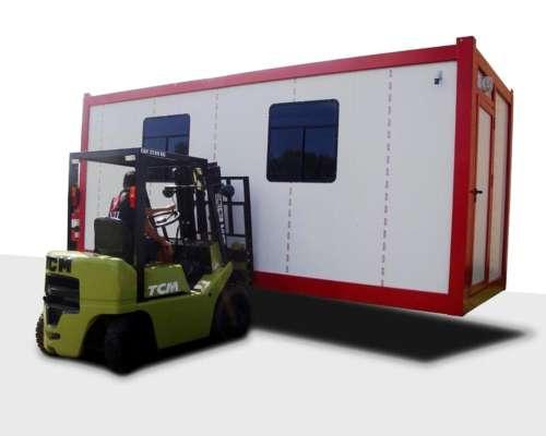 Módulos Transportables Valenti, Varios Modelos