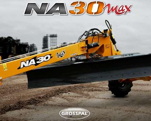 Niveladora Grosspal de Arrastre, NA30 MAX