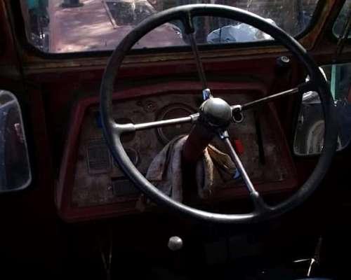 Tractor Fahr 145 HP Mod 1976