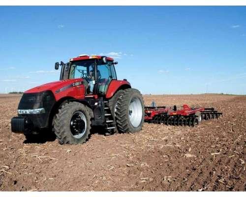 Tractor Case IH Magnum 260 en Totoras