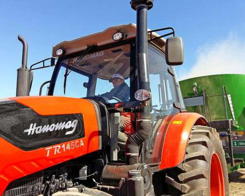 Tractor Hanomag TR 145ca