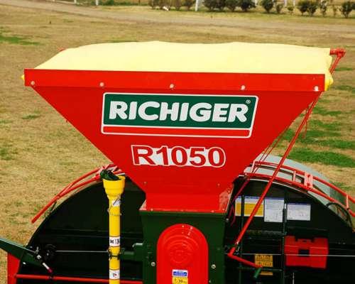 Embolsadora de Granos R1050 - Richiger