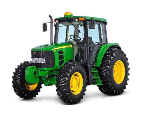 Tractor John Deere Nuevo 6115j de 115hp por Plan de Ahorro