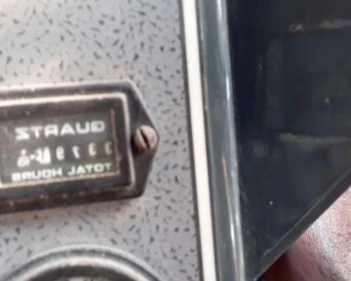 Minicargadora Mustang 2056. 70hp.
