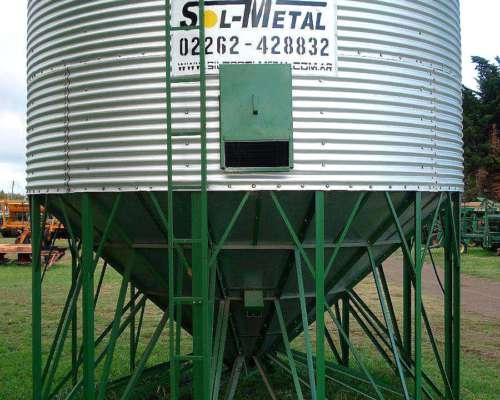 Silo Aereo Para Semilas Y/o Fertilizantes De 30 A 100 Tn