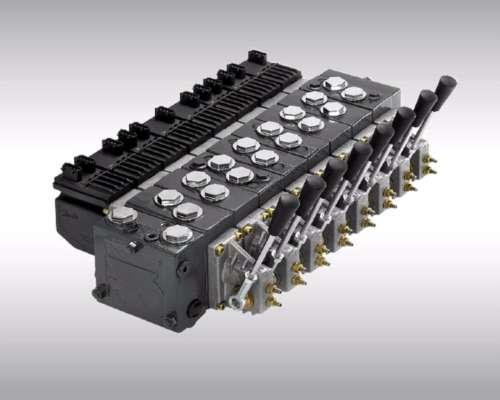 Válvulas de Comando - PVG 32