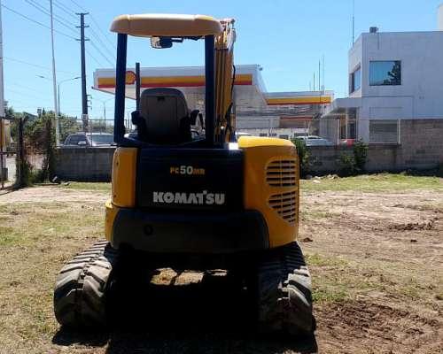 Mini Excavadora Komatsu PC 50 MR -2