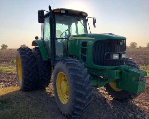 Tractor John Deere 6145