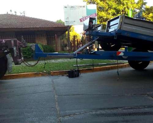 Trailer Vasculante Hasta 6 TN Como Nuevo Precio con IVA