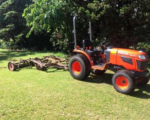 Tractor Kubota B2320t Turf/pasto 0km Conc.oficial