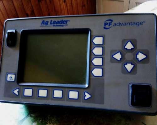 Monitor De Rendimiento Ag Leader Pf Advantage