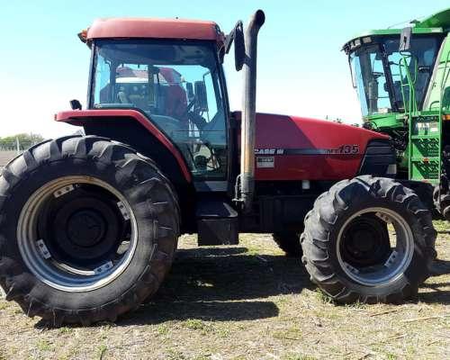 Tractor Case MX 135, C/duales, 3000hs, Hs de Reparado, 1998