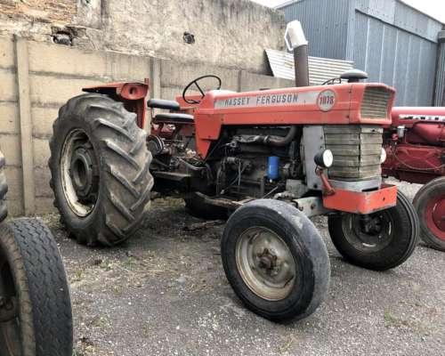Massey Ferguson 1078 ,3 Puntos, Hidraulicos, Rodado 34