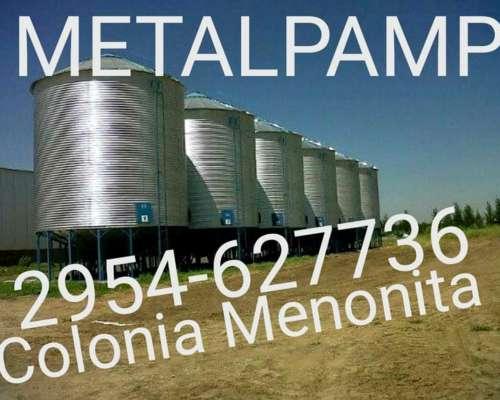 Silos Aéreos de 7 a 120tn-colonia Menonita