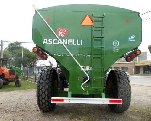Autodescargable Ascanelli Magum + 22 TN Disponible