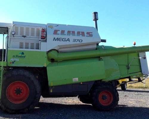 Cosechadora Claas Mega 370 - Año 2005 (84500490)