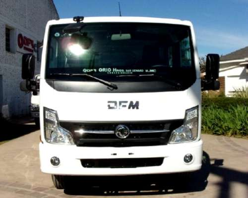 Dfm T01 D/cab, Nissan 140hp, P/4 Ton.+ 6 Pasajeros 0km MY18